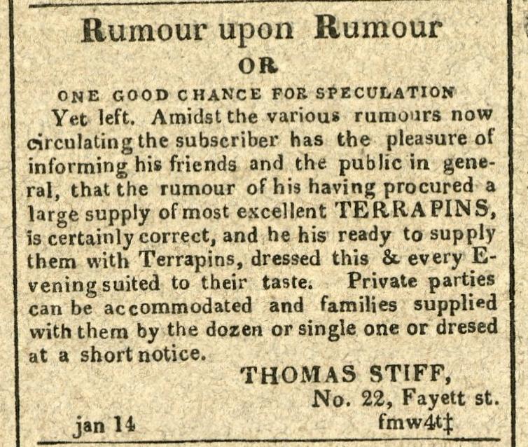 Rumour upon Rumour
