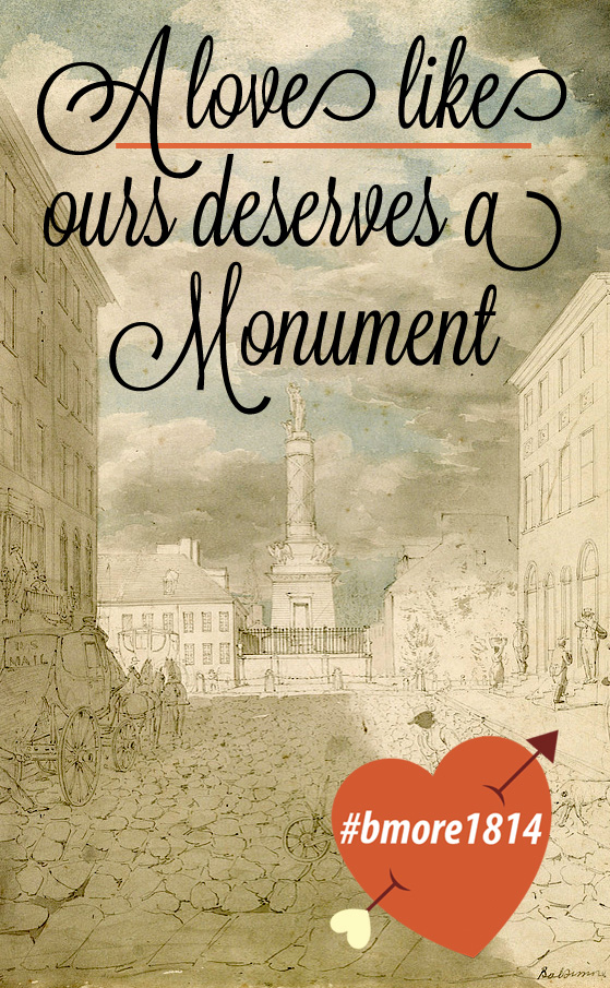 Battle Monument Valentine