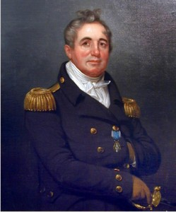 Commodore Joshua Barney, Oil on canvas by Rembrandt Peale, ca. 1817. Maryland Historical Society, CA682.